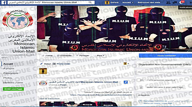 Comment éviter De Se Faire Pirater Son Compte Facebook Quelques